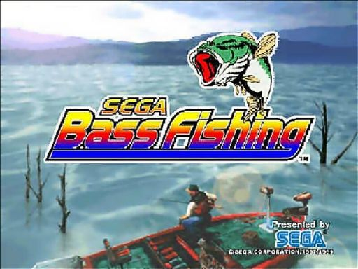 Sega Marine Fishing Free Download