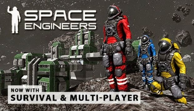Space Engineers (v01.170.004)