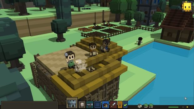 Stonehearth (Alpha 17) Free Download