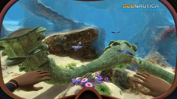 Subnautica PC (v37885) Free Download