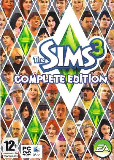 The Sims 3 Complete Collection (Inclu ALL DLC) free download