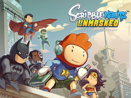 Scribblenauts Unmasked: A DC Comics Adventure Free Download