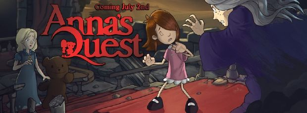 Anna's Quest Free Download