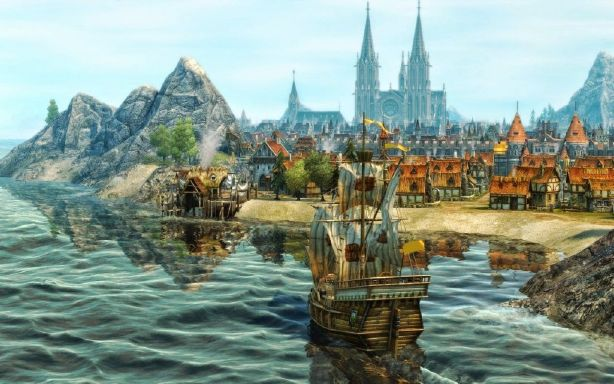 Anno 1404 Gold PC Crack