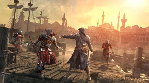 Assassin's Creed Revelations PC Crack