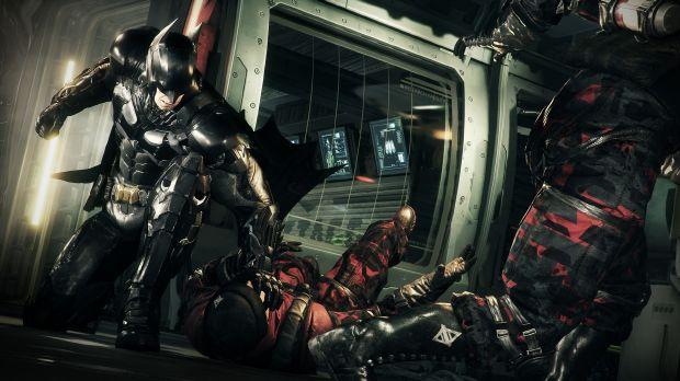 Batman Arkham Knight READ NFO Torrent Download