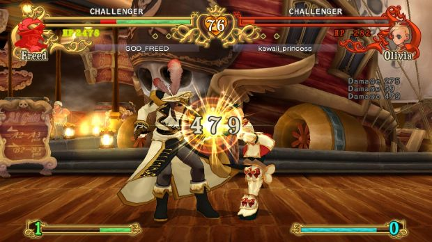 Battle Fantasia -Revised Edition- PC Crack