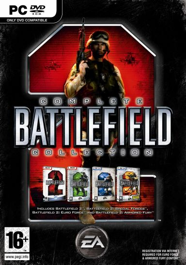 Battlefield 2: Complete Collection Free Download