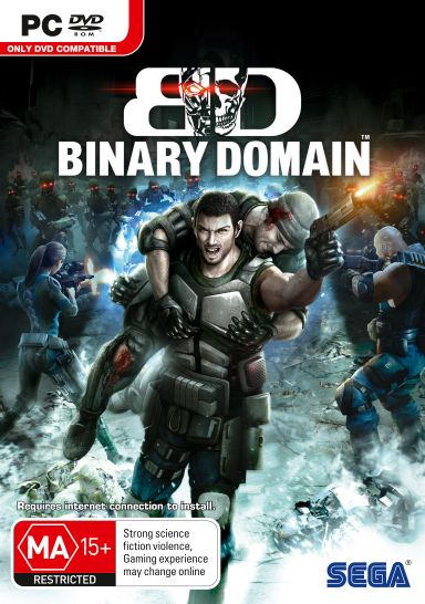 Binary Domain Free Download