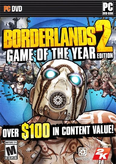 Borderlands 2 GOTY Free Download (v1 8 4 & ALL DLC)