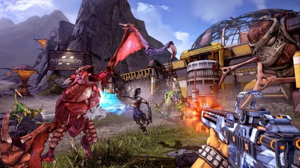 Borderlands 2 Game of the Year PC Crack