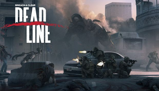 Breach & Clear: Deadline Free Download
