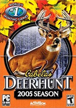 Cabela's Deer Hunt: 2005 Season Free Download