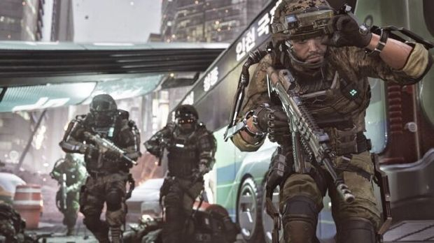Call of Duty: Advanced Warfare PC Crack
