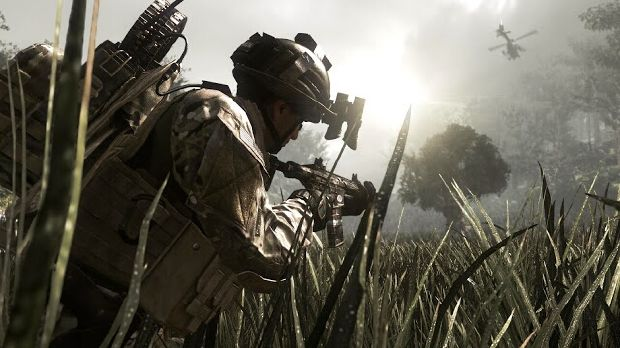 Call of Duty: Ghosts PC Crack
