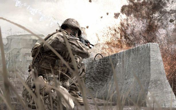 Call of Duty 4: Modern Warfare PC Crack