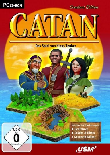 Catan: Creator's Edition Free Download