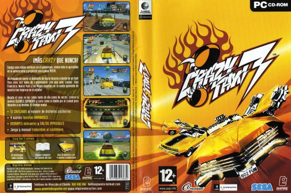 crazy taxi 3 free download igggames. Black Bedroom Furniture Sets. Home Design Ideas
