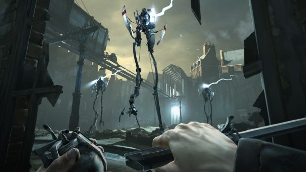 Dishonored Game of The Year Edition PC Crack