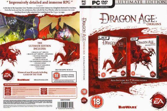 Dragon Age: Origins Free Download