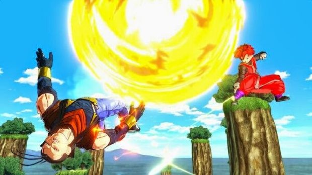 Dragon Ball XenoVerse PC Crack