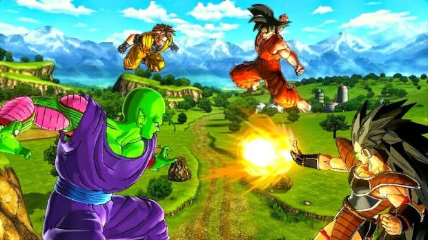 Dragon Ball XenoVerse Torrent Download
