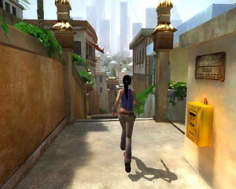 Dreamfall: The Longest Journey Torrent Download