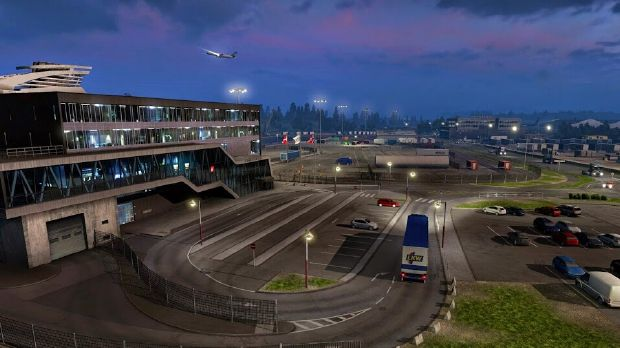 Euro Truck Simulator 2 PC Crack