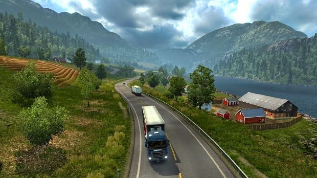 Euro Truck Simulator 2 Torrent Download