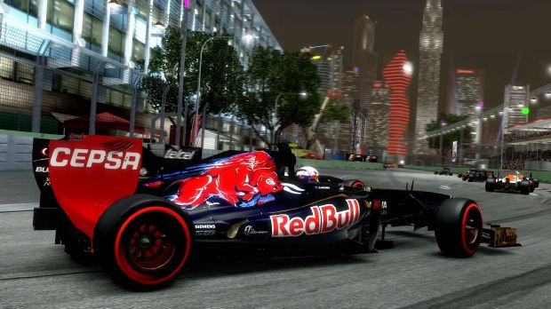 F1 2013 PC Torrent Download