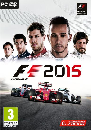 F1 2015 Free Download