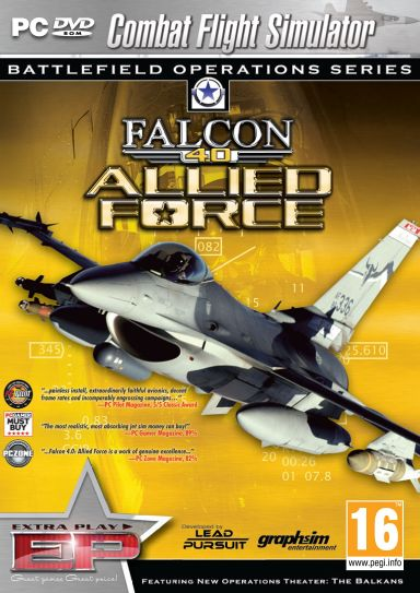 Falcon 4.0: Allied Force Free Download