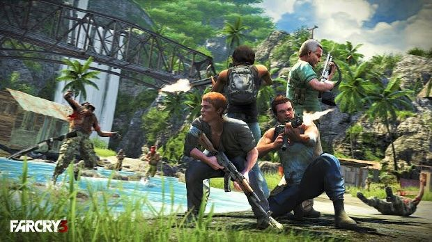 Far Cry 3 PC Crack