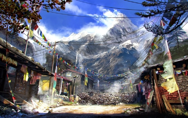 Far Cry 4 PC Crack