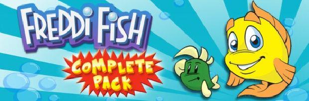 Freddi fish complete pack free download igggames for Freddi fish 5