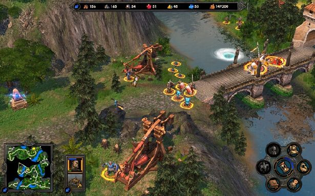 Heroes of Might & Magic V: Bundle Free Download