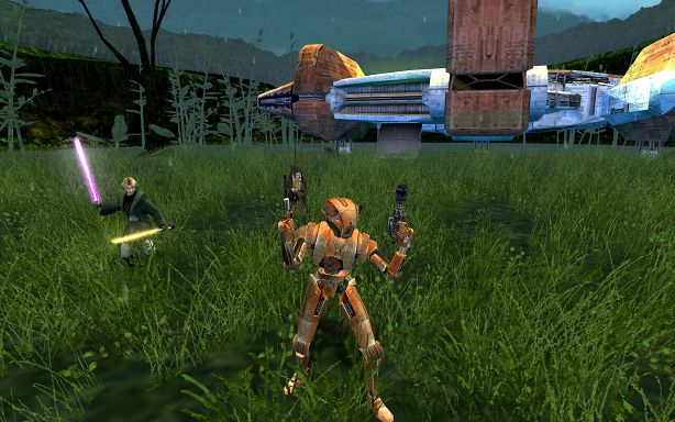 Star Wars: Knights of the Old Republic II Free Download