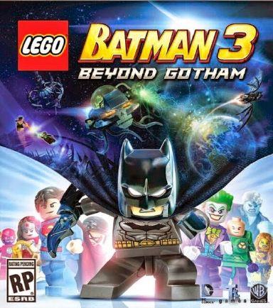LEGO Batman 3: Beyond Gotham Free Download