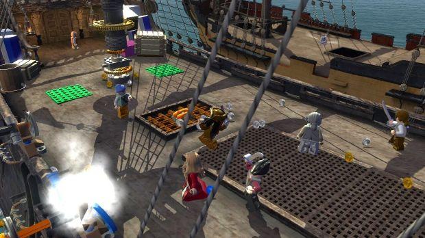 LEGO Pirates of the Caribbean PC Crack