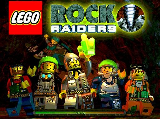 Lego Rock Raiders Free Download