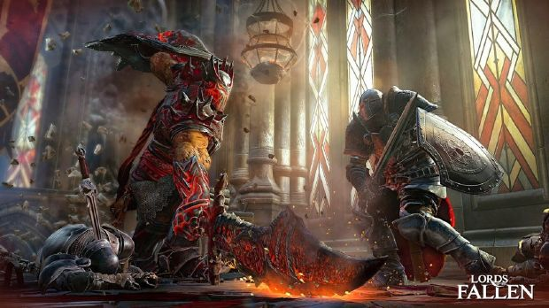 Lords Of The Fallen PC Crack