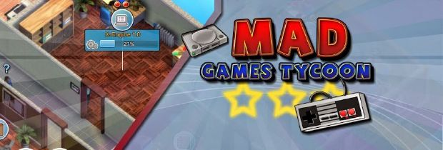 Mad Games Tycoon (v1.170112A)