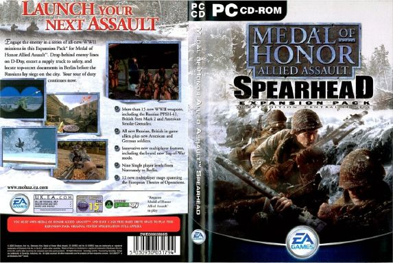 Medal Of Honor Allied Assault Breakthrough Free Download Igggames