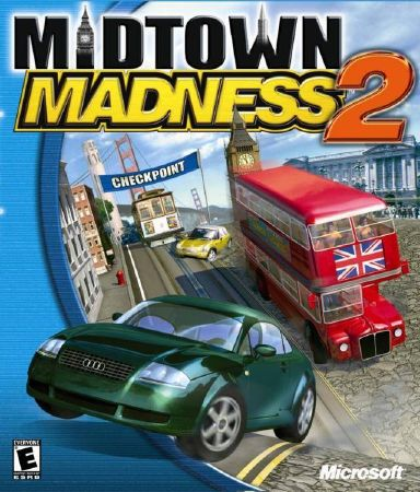 midtown madness 2 free download for pc