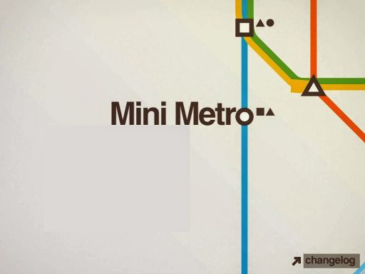 Mini Metro Free Download