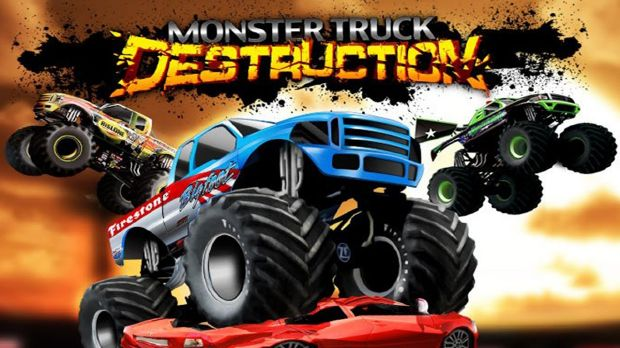 Monster Truck Destruction Free Download