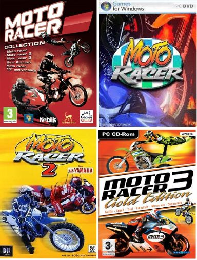 Moto Racer Collection Free Download