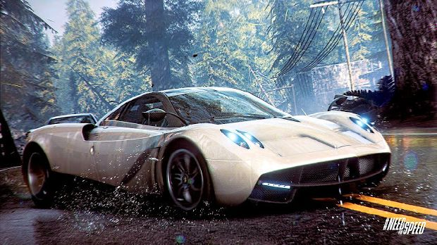 Need for Speed Rivals PC Crack