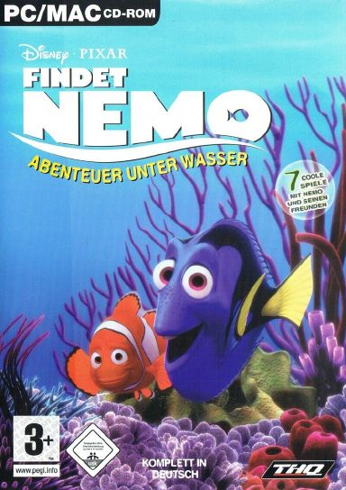 Finding Nemo: Nemo's Underwater World of Fun Free Download