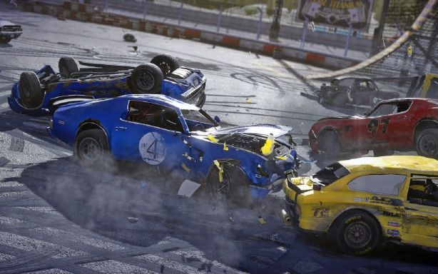 Next Car Game: Wreckfest PC Crack